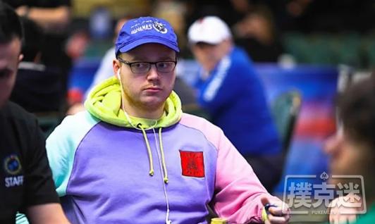 蜗牛扑克:稳定的成绩让Conor Beresford全球排名榜首