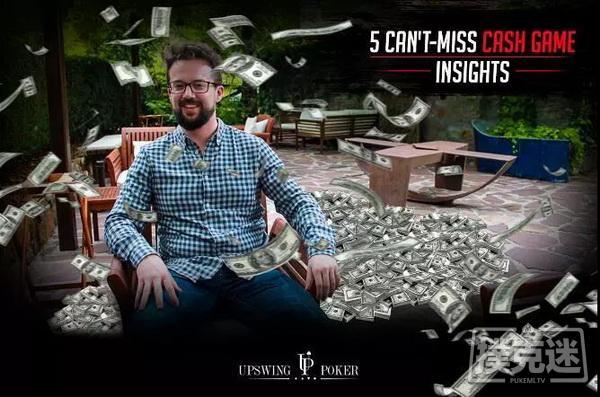 【蜗牛扑克】德州扑克中学会这五个观点,有助于提高你的盈利,解决你的困惑。