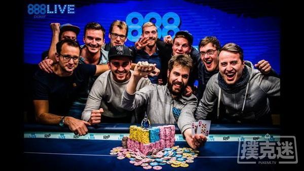 【蜗牛扑克】Dominik Nitsche:不在乎输赢的一线锦标赛牌手