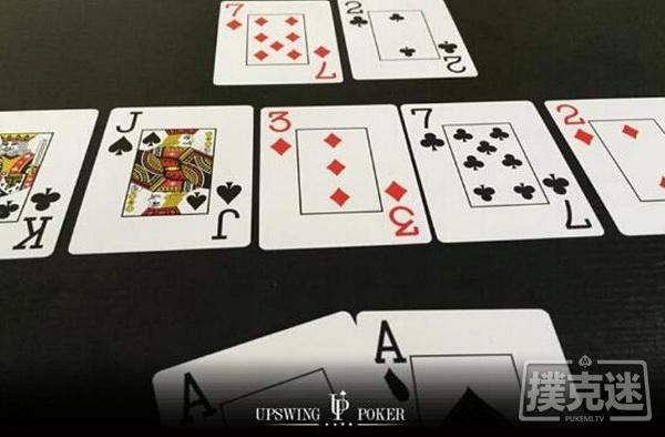 【蜗牛扑克】德州扑克为何Bad Beat是牌手最好的礼物