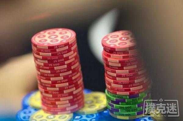 【蜗牛扑克】德州扑克突如其来的河牌圈超额下注