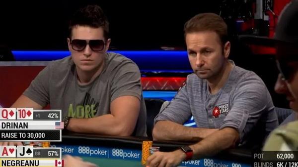 蜗牛扑克:Doug Polk和丹牛的单挑揭幕战11月4日可免费观看