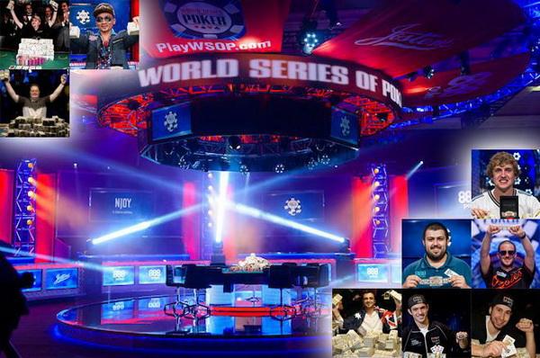 【蜗牛扑克】来自9大WSOP主赛事冠军的WSOP主赛事建议和策略