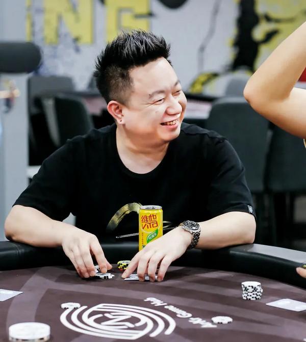 蜗牛扑克:国人牌手故事   越幸运越努力的孙彬:家人的支持和理解让我坚持下去!