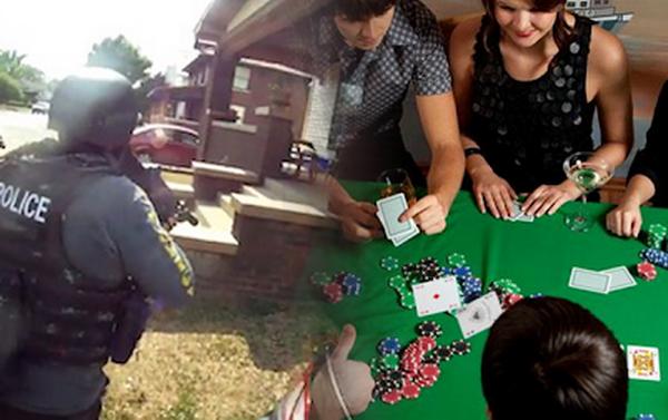 蜗牛扑克:加拿大男子因违禁令组织扑克游戏遭重罚