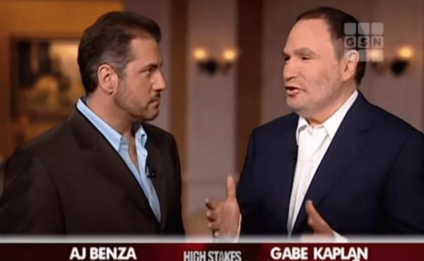 蜗牛扑克:Kaplan、Benza重回《High Stakes Poker》直播间