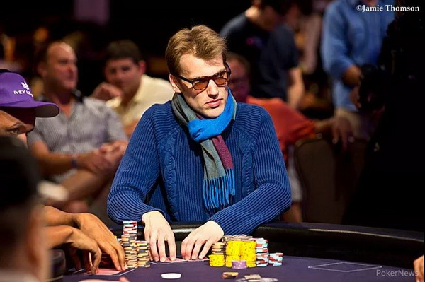 【蜗牛扑克】德国大神Christoph Vogelsang 连一个bb都不放过的男人