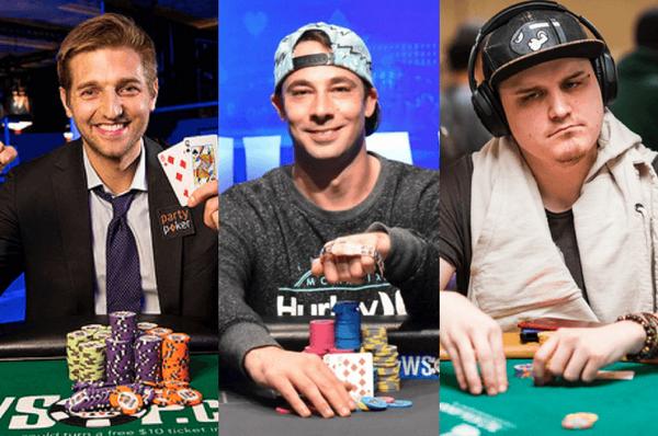 蜗牛扑克:Dunst、Eriquezzo和Rocha在WSOP超级巡回赛夺冠