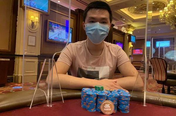 """蜗牛扑克:华裔数学博士Ye""""YUAN365""""Yuan打入WSOP国内赛决赛桌!"""