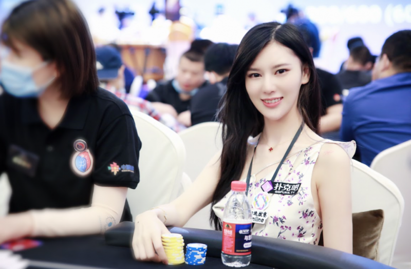 【蜗牛扑克】才貌双全扑克女神「17妹」专访:渴望夺下本周19日WSOP金戒指!