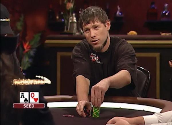 蜗牛扑克:前WSOP冠军Huck Seed加入扑克名人堂