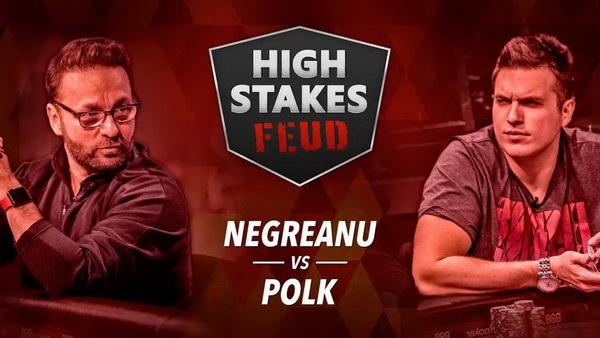 蜗牛扑克:丹牛和Polk的单挑赛将继续进行至25000手