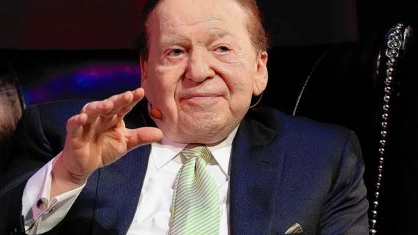 蜗牛扑克:Sheldon Adelson请病假接受癌症治疗