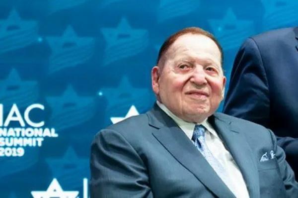 蜗牛扑克:金沙公司创始人Sheldon Adelson去世,享年87岁
