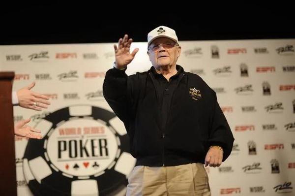 蜗牛扑克:扑克老前辈Howard