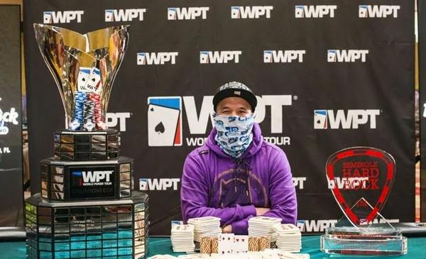 蜗牛扑克:疫情之下的首场WPT现场赛事获得1573名选手的参与