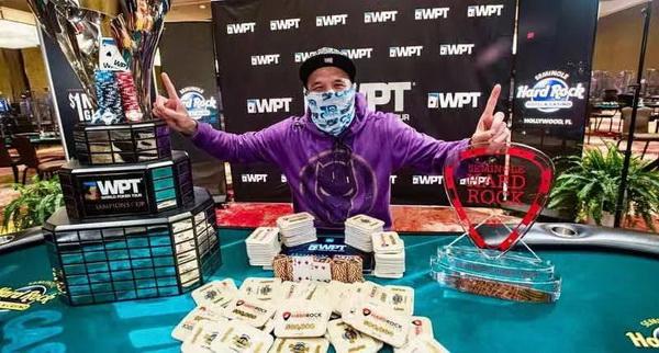 蜗牛扑克:Ilyas Muradi赢得WPT现场主赛事冠军 扑克夫妻成为对手 为WSOP金戒指单挑进行对决