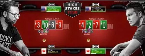 蜗牛扑克:丹牛再输3.5万 单挑赛冠军头衔渺茫无望 第五届中州扑克巡回赛(MSPT)本周开赛