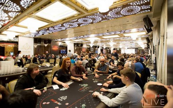 蜗牛扑克:大量现场扑克系列赛即将在索契娱乐场展开