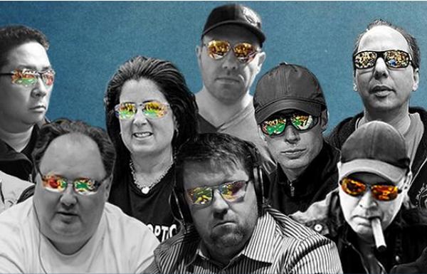 【蜗牛扑克】戴墨镜打德州扑克牌究竟是好是坏?
