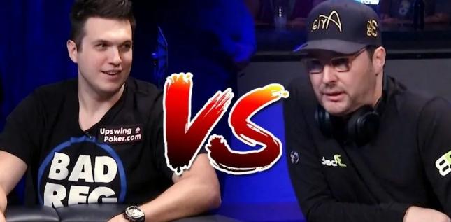 蜗牛扑克:众多大牌争相要与Phil Hellmuth进行单挑