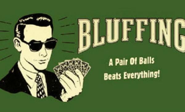 【蜗牛扑克】七个不要在德州扑克中诈唬的场合