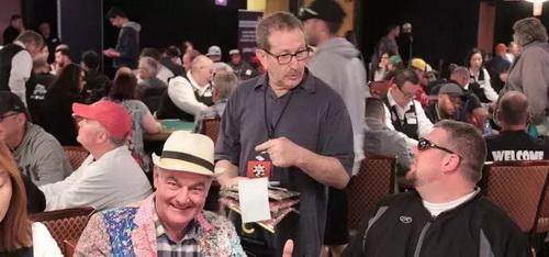 "蜗牛扑克:Norman Chad缺席WSOP解说 Justin Bonomo""Venmo""账户两次被盗"