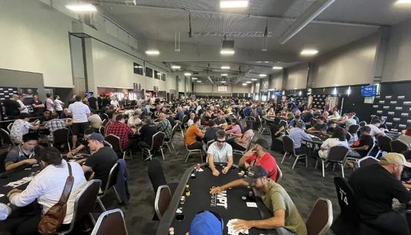 蜗牛扑克:澳大利亚WPT赛事显示后COVID扑克的样子