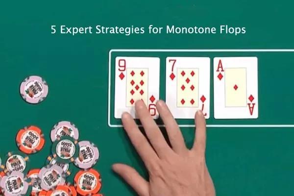 【蜗牛扑克】德州扑克天花翻牌面的五个专家级策略