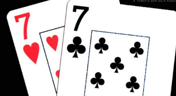 【蜗牛扑克】德州扑克如何游戏中等对子