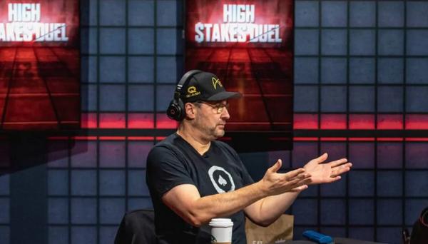 蜗牛扑克:信心爆棚,Phil Hellmuth觉得自己能打赢年轻的GTO玩家