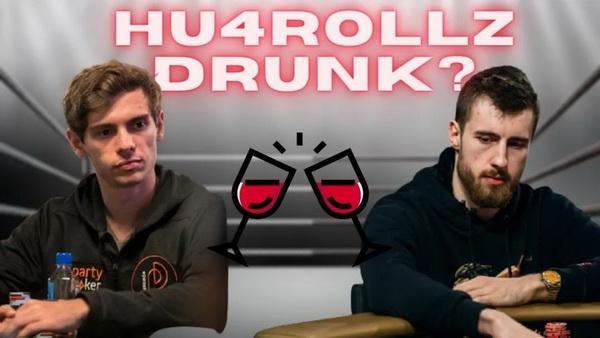 蜗牛扑克:比赛开始,Holz将和Malinowski进行市场单挑赛