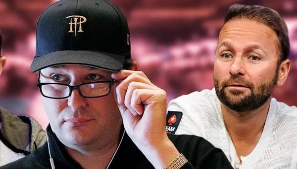"""蜗牛扑克:丹牛再次抨击Phil Hellmuth""""属于你的时代已经过去"""" 单挑赛第二回合Holz再获,651"""