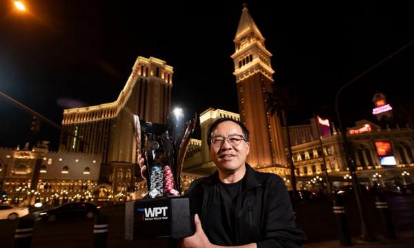 蜗牛扑克:Qing Liu赢得了WPT威尼斯人的冠军头衔