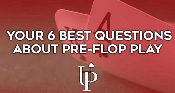【蜗牛扑克】德州扑克Doug Polk对于六个经典翻前问题的回答