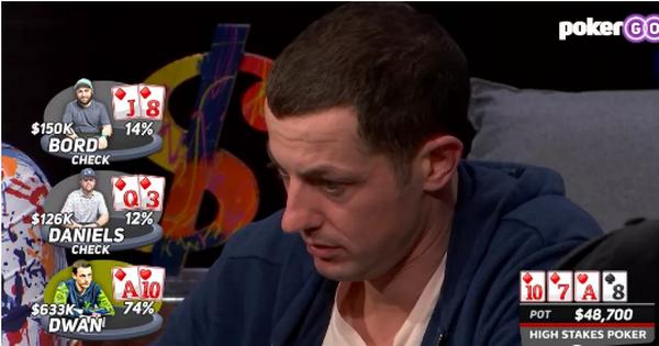 蜗牛扑克:Tom Dwan成High Stakes Poker第八季的大赢家