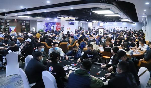 蜗牛扑克:国家杯济南站|主赛总参赛人数991人,307位选手成功进入第二轮!