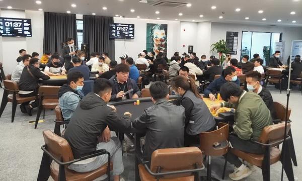 蜗牛扑克:2021SCPT泉城杯 | 肖玉城领衔22人进入下一轮,徐代林遗憾成为本届泡沫!