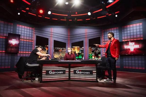 蜗牛扑克:Hellmuth vs Negreanu第二轮比赛日期已定