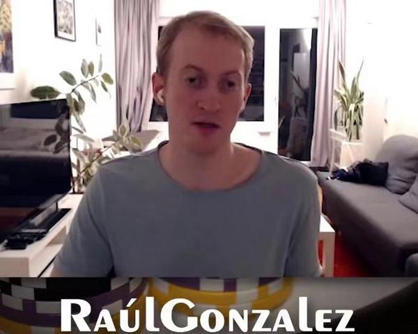 蜗牛扑克:高手RaulGonzalez宣布暂时从扑克中退役