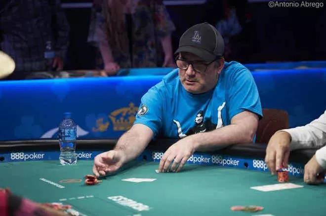 """蜗牛扑克:Mike Matusow回忆""""黑色星期五""""让他损失了1.86亿美元"""
