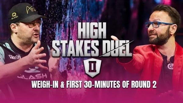 蜗牛扑克:丹牛VS Hellmuth重赛今日启动 丹牛仍被大众看好 美国两职业牌手或将在八角笼解决彼此间的矛盾