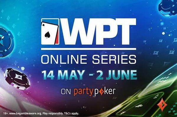 蜗牛扑克:WPT非现场系列赛于5月14日正式开启