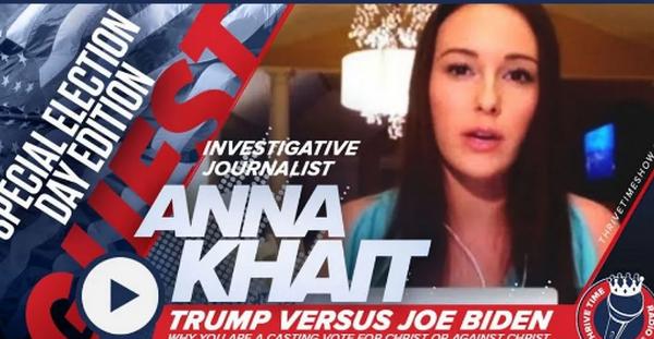 蜗牛扑克:Anna Khait否认关于她与间谍活动有关的报道