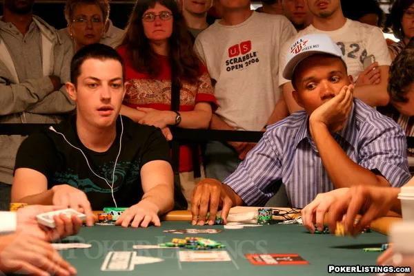 蜗牛扑克:Tom Dwan和Phil Ivey将举行WPT线上单挑赛?
