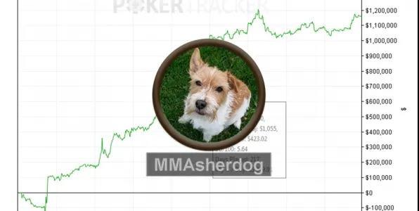 蜗牛扑克:世界排名前10的线上常规桌玩家:MMAsherdog