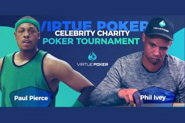 蜗牛扑克:Phil Ivey将与NBA球星保罗-皮尔斯对决