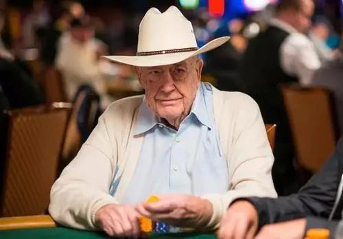 蜗牛扑克:Doyle Brunson宣布将在2021WSOP参赛