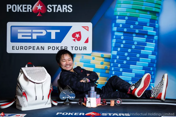 蜗牛扑克:职业牌手Tsugunari Toma致力推动扑克在日本的发展