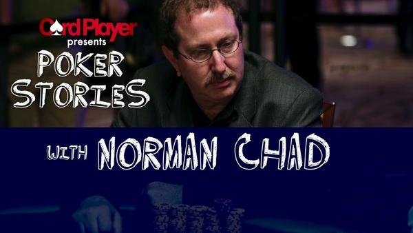 蜗牛扑克:黑客盯上了传奇扑克评论员Norman Chad!
